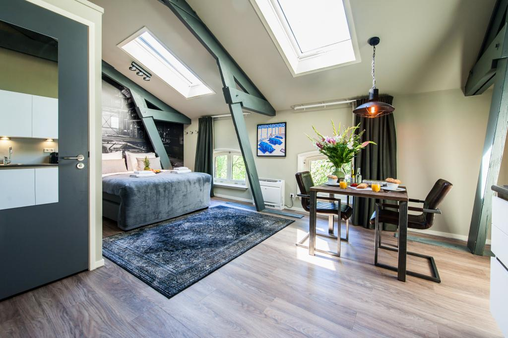 YAYS Concierged Boutique Apartments: Oostenburgergracht ...